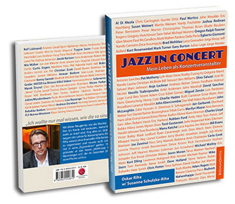 Buch Jazz in Concert